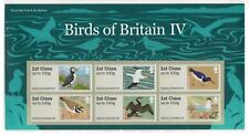 ~GB~2011~ Post & Go Stamp Labels Pack~Birds~4th~MNH~P&G5~UK Seller