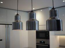 Aluminium Industrial style pendant light