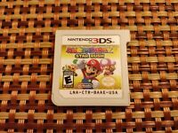 Mario Party: Star Rush Cart Only (Nintendo 3DS, 2016) Tested and Authentic