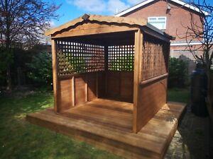 Hot Tub canopy / gazebo /shelter