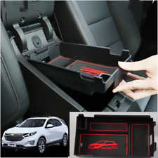 For Chevrolet Equinox 2017 2018 Interior Armrest Console Central Storage Box