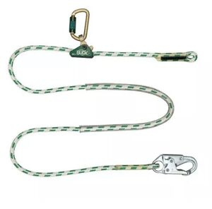 Buckingham BuckAdjuster 9-6 Rope Secondary 6ft. Lineman Climbing