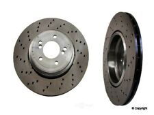 Disc Brake Rotor-OE Supplier Rear Left WD Express 405 06101 066