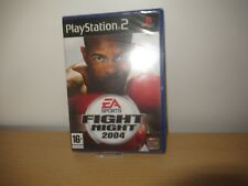 PlayStation Ps2 EA Sports Fight Night Round 2