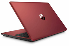 HP 15-bw010cy 15.6in Touch Notebook AMD A9-9420 4GB 1TB Win10 Red