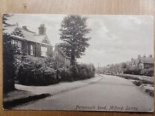 Surrey MILFORD Portsmouth Road c1908 by Frith 59569