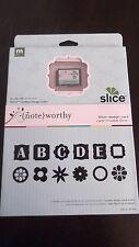 NIP Slice Making Memories Design Card 30754 Noteworthy HTF