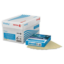 Xerox Vitality Pastel Multipurpose Paper 8 1/2 x 11 Ivory 500 Sheets/RM 3R11056