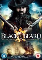 Blackbeard DVD (2014) Angus Macfadyen, Connor (DIR) cert 15 ***NEW***
