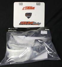 KTM HAND GUARDS KIT 7800207920028 BLACK WHITE BARK BUSTER