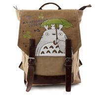 Studio Ghibli My Neighbor Totoro Canvas Backpack