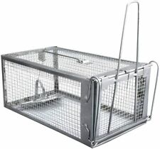 "Gingbau Humane Animal Cage Live Trap Mouse Rat Chipmunk Small Rodent 11"" X 6"""