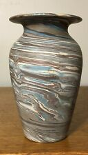 Niloak Mission Swirl Pottery Vase MINT!