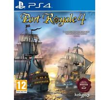 Port Royale 4 | PlayStation 4 PS4 Nuevo