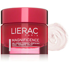 Lierac Magnificence Day & Night Melt-In Cream Gel 1.8 Oz New in Box
