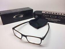 NIB Oakley Milestone 2.0 Matte Dark Amber Frames 50/19 Eyeglasses OX8047-0450