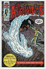 THE ATOMICS  #5  SIGNED BY MIKE ALLRED (AAA POP COMICS)  VF-NM