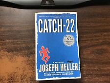 Catch-22 by Joseph Heller 50th Ann. Edition Trade Paperback 2011