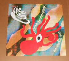 The Cure Close to Me Remix Poster Original Promo 20x20 (octopus) Rare