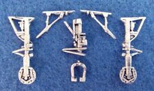 SAC 48112 Revell Monogram 1/48 Northrop F-5E/F-5F Tiger White Metal Landing Gear