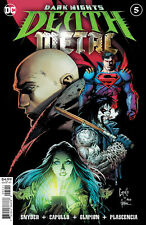 DARK NIGHTS DEATH METAL #1-7   Select Covers   Deluxe Edition DC Comics NM 2021