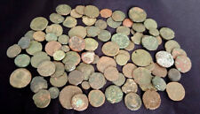 (5) 330 A.D. Ancient Roman Coins / Constantine the Great Era / A Part of History