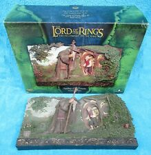 SIDESHOW WETA Herr der Ringe MEETING OLD FRIENDS Lord of the Rings LOTR