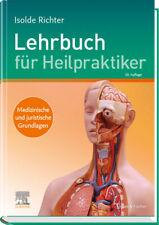 Lehrbuch für Heilpraktiker | Isolde Richter | 2020 | deutsch | NEU