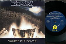 """CLAYTOWN TROUPE, WAYS OF LOVE / FREEDOM live BBC session-Island 7"""" PS 1990"""