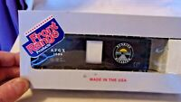 HO Scale Front Range 40' Box Car, 1986 NMRA Sunrise Division, Black, BNOS