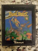 Cosmic Creeps (Atari 2600 1982) Cartridge Only UNTESTED FREE S/H