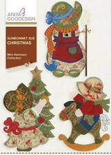 Sunbonnet Sue Christmas Anita Goodesign Embroidery Machine Designs CD