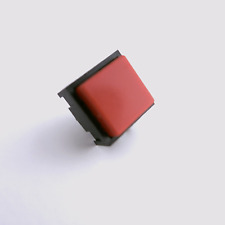 E-mu  -  SP-12 , SP-1200 , Emulator II - Small Push Button - Red
