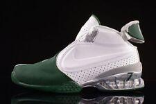 Nike Zoom Michael Vick II Sneakers, New York Jets White / Green 599446-100 Sz 6