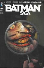 Batman Saga N°15 - Urban Comics-DC Comics - Août 2013