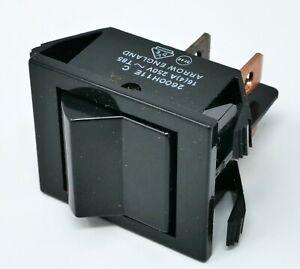 Arrow Power Switch 2600H11E B 16A/250V - NOS