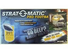 Strat-O-Matic Football Current Edition Game
