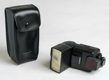 Canon 550 EX Speedlite Flash with Case - Exc.