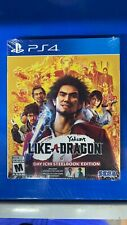 Yakuza: Like a Dragon - Day One Edition for PlayStation 4 [New Video Game] PS