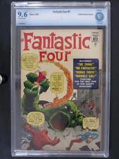 Fantastic Four #1 -NEAR MINT- CBCS 9.6 NM+ Marvel 1966 - 1st App/ORIGIN - GRR!!!
