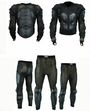 Motorbike Motorcycle Full Spine Body Armour Protection Motocross Protective Guar
