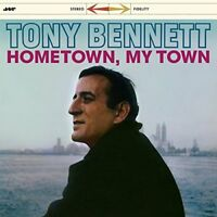 Tony Bennett - Hometown, My Town LP Vinyle Jazz Wax Records