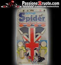 Tank protection TankPad Spider Uk Kawasaki Eliminator En 500 Gpx Gpz Gtr 1400