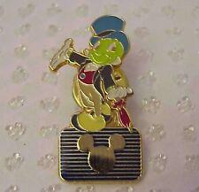 Disney Channel Jiminy Cricket Pin