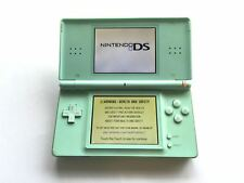 Nintendo DS Lite Original Handheld System Games Console Turquoise + Charger