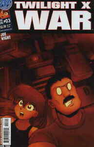 Twilight X: War #3 VF/NM; Antarctic | save on shipping - details inside