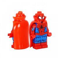 ⎡CRAZY MINIFIGS⎦Custom Spiderman Fear Itself Suit Minifigure