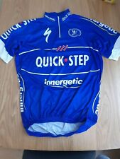 Team Quickstep Innergetic jersey Tour de france TDF retro vintage original