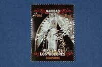 Peru 2016 Weihnachten Christmas Navidad Madonna Postfrisch MNH