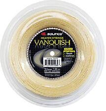 SOLINCO Vanquish 200m Tennis Reel 16 / 1.30mm - Natural